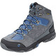 Jack Wolfskin MTN Attack 5 Texapore Hiking Shoes Mid Cut Men ocean wave